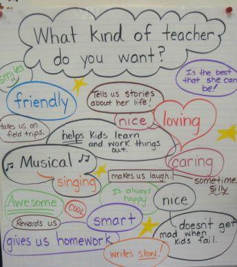 wat voor leerkracht wil jij