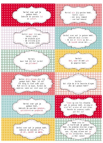 Magnifiek Alles over gedrag - Pagina 5 van 28 - voor een leerkracht – door @RL99
